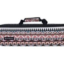 Messermeister 8 Pocket Padded Knife Roll - Aztec