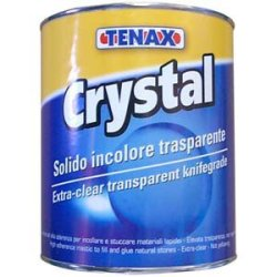 Tenax Knife Grade Crystal Mastic -- 1 Liter