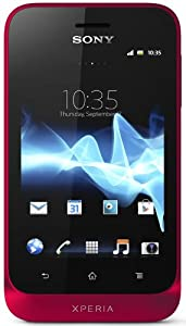 sony xperia unlocked smart phone
