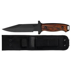 Bear Ops Cqc-100-Cb2-T Close Quarters Combat Knife (Brown)