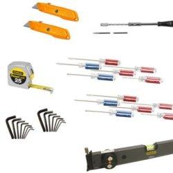 Stanley Contractor Tool Bundle Set
