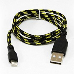 Deals And Bargains 8 Pin Lightning To Usb Data Sync Charging Cable For Iphone 5 5S And 5C For Iphone 6 6 Plus-Round Braided
