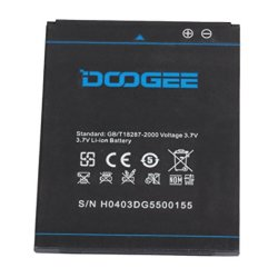 Original 2600Mah Battery For Doogee Dagger Dg550