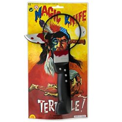 Wholesale Magic Knife Toy - Set Of 144, [Toys, Toy Weapons]