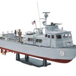 Revell Of Germany Us Navy Swift Boat Plastic Model Kit