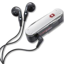 Victorinox Swissbeat Mp3 Player 1Gb Flight Version (Silver)
