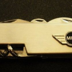 Mini Cooper Stainless Steel Army Knife-13 Functions