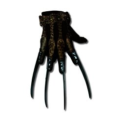 Rubie'S Costume Men'S Nightmare On Elm Street Freddy Supreme Edition Glove, Multi, One Size