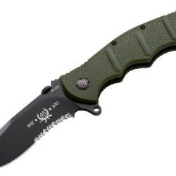 Boker Plus Kal Anniversary Bk Folding Knives, Olive Drab