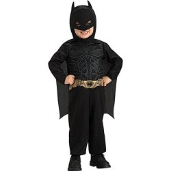 Batman The Dark Knight Jumpsuit Costume, Batman Print, 1-2 Years