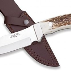 Joker Cc55Usa Skinner Hunting Knife, 4.68-Inch