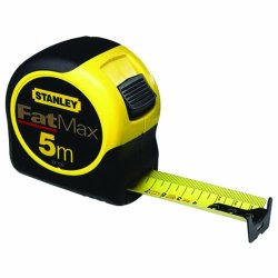 "Stanley 33-725 Fat Max Tape Measure 1-1/4"" X 25 Ft."