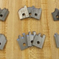 6 Molding Knives At Wholesale Price! (#3,46,30,25,19,11)