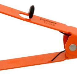 Zenport Zl229 Thorn Leaf Stripper With Insulated Finger Rest Hand Pruners