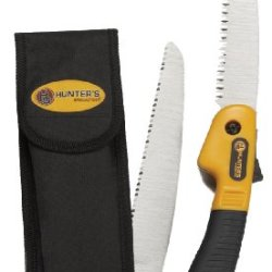 Hunters Specialties Folding Saw With Pouch