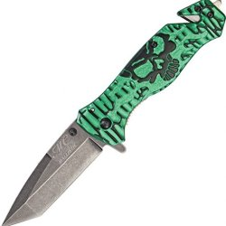 Master Usa Mc-A007Bg Fantasy Folding Knife, 4.5-Inch Closed