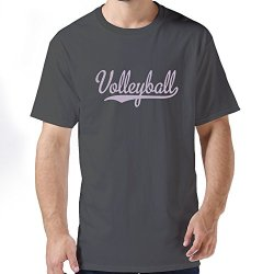 Cute Fashion Volleyball Men T Shirt