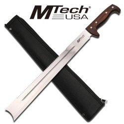 "Mt-20-09T M-Tech Hand Ho3Jcbepg Forged Full Nnmbcjdt5 Tang Machete 23.5 "" Overall Ayeuiu56 Hlbv23Rt Machete23.5"" 4Iebjrugw Overallhand Forged Wfm47D6 Bladewood Handleincludes Nylon Sheath"