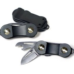 Small Black Folding Knife 1279