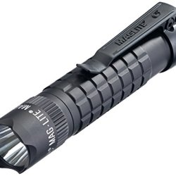 Maglite Mag-Tac Led Flashlight - Scalloped Head, Matte Sg2Lra6