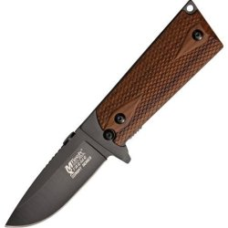 Mtech Usa Xtreme Mx-754Tbk Tactical Folding Knife 4.75-Inch Closed