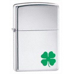 Zippo A Bit O' Luck Pocket Lighter