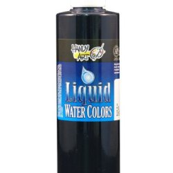 Handy Art By Rock Paint, 276-030, Washable Liquid Watercolor 1, Blue, 8-Ounce