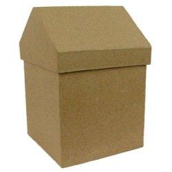 Paper Mache Small Box By Craft Pedlars