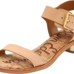 Sam Edelman Women'S Trina Sandal,Natural,10 M Us