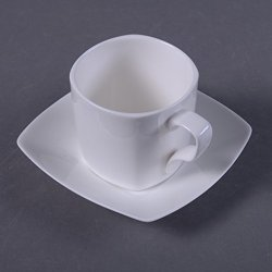 Granvela Coffee Cups Coffee Mugs Pure Bone China Designed Artworks A Cup Of A Saucer