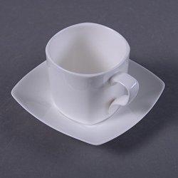 Granvela Coffee Cups Coffee Mugs Pure Bone China Designed Artworks A Cup Of A Saucer