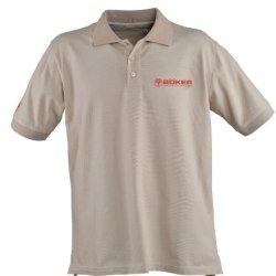 Boker Polo Shirt (Large, Desert)