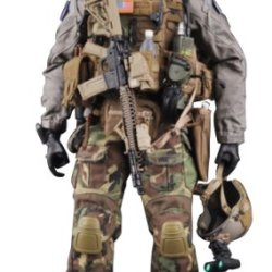 "Nuoya001 New 1:6 Scale 12"" Marine Corps Special Forces Usmc Command 73001"