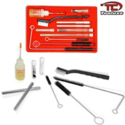 22Pc Air Spray Gun Cleaning Kit
