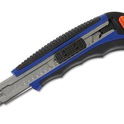 Blue Heavy-Duty Snap-Blade Knife