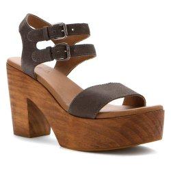 Kelsi Dagger Women'S Sky Platform Sandal,Denim,8 M Us