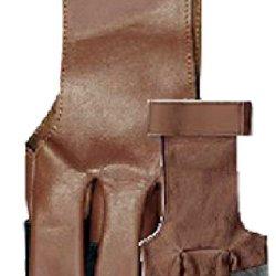 Western Recreation Vista Full Finger Leather Glove Small