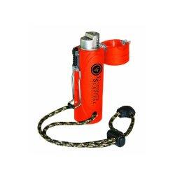 Ust Trekker Stormproof Lighter, Blaze Orange
