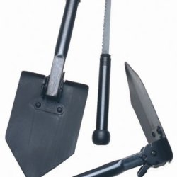 Texsport Folding Survival W/Saw Shovel