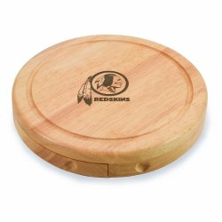 Nfl Washington Redskins Brie Cheese Board/Tool Set, 7-1/2 Inch