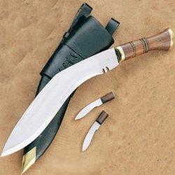 Assam Rifles Kukri Machete