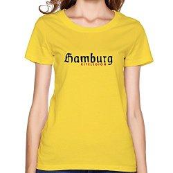 Nice Hamburg Old Womenst Shirt