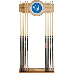 Seton Hall University Wood And Mirror Wall Cue Rack Seton Hall University Wood And Mirror Wall Cue