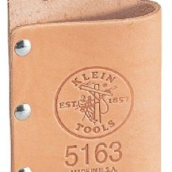 Klein Tools 5163 Leather Lineman'S Knife Holder
