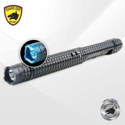 Guard Dog Knightro - Clubber + 300 Lumen Tactical Flashlight + 8000K Stun Gun