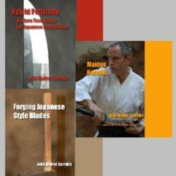 Make A Japanese Style Sword Dvd Set