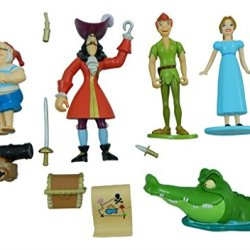 Disney Peter Pan Figurine Figure Set