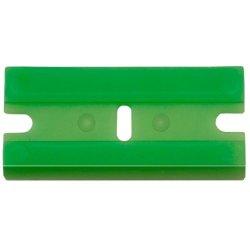 Plastic Razor Blades 100 Pcs.