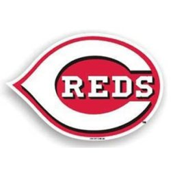 Cincinnati Reds Mlb 12 Car Magnet'' Cincinnati Reds Mlb 12 Car Magnet''