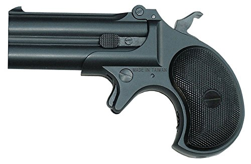 デリンジャー ValueSpec ブラック 6mmBB (18歳以上ガスガン)